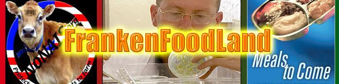 Cloned Meat Frankenfoods